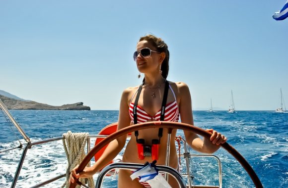 Путешествие на парусной яхте