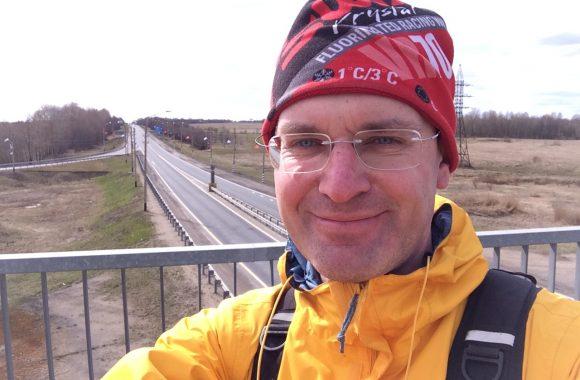 100 км на велосипеде